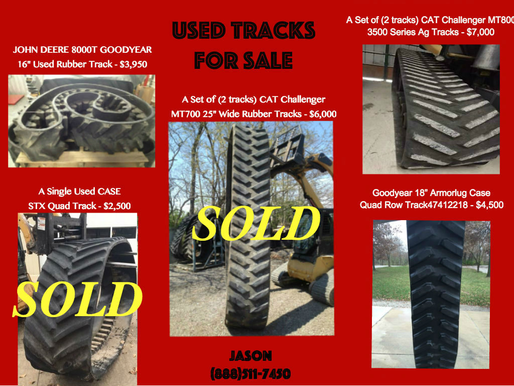 Ag Tracks and Parts | Track Works